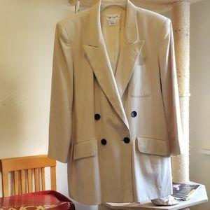 Spiegel Classic Women's Double-Breast Suit Jacket
